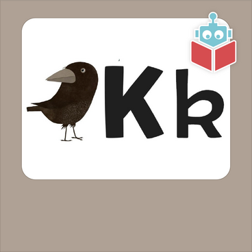 Alfabetrim med k