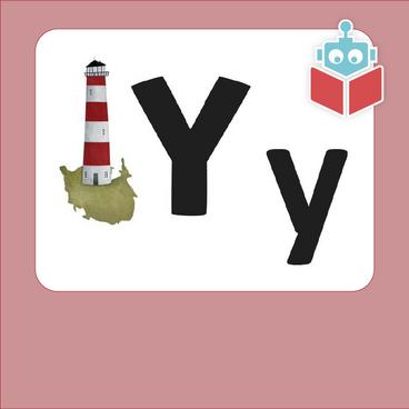 Alfabetrim med y